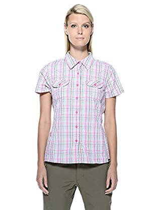 The North Face Camisa S/S Boldr Kase Woven