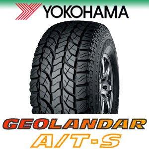 【クリックで詳細表示】ヨコハマ GEOLANDAR A/T-S G012 225/55R18 98H