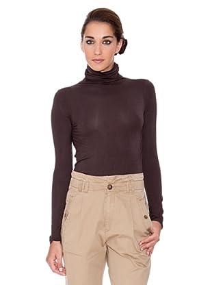 Jackpot Camiseta Debi (marrón)