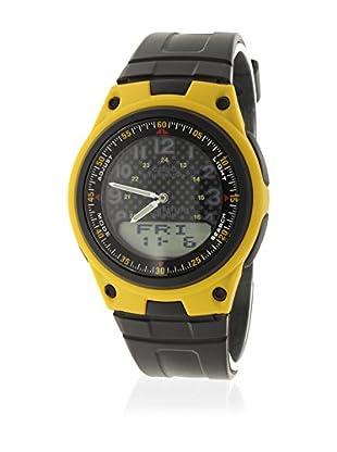 Casio Reloj de cuarzo Unisex AW-80-9B 40.0 mm