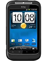 HTC Wildfire S A510E SmartPhone-Dark Grey