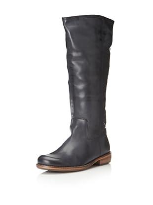 Kickers Women's Road-SS Tall Boot (Darkish Grey)