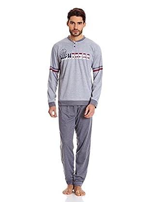 Tress Pijama Caballero (Gris)
