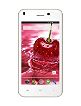 Lava Iris X1 Mini (White-Gold)