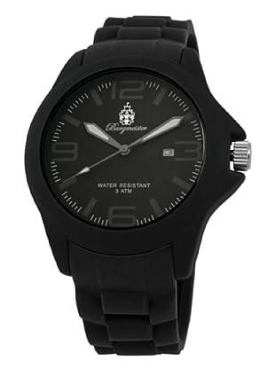 Burgmeister Damen-Armbanduhr XL Analog Quarz Silikon BM166-622