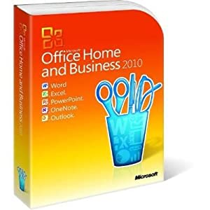 Microsoft Office 2010 Home & Business Edition