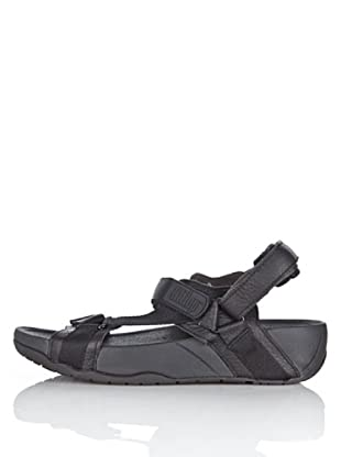 Fit Flop Sandalias Hyker (Negro)