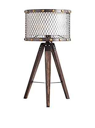 Applied Art Concepts Koussa I Table Lamp, Brown