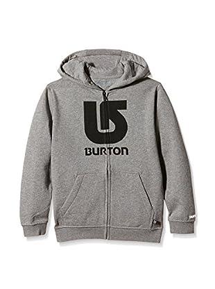 Burton Sudadera con Cierre Logo Vert