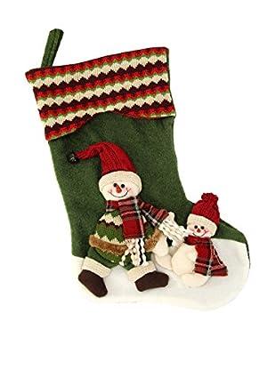 Decoracion Navideña Colgante decorativo Navidad Calcetín