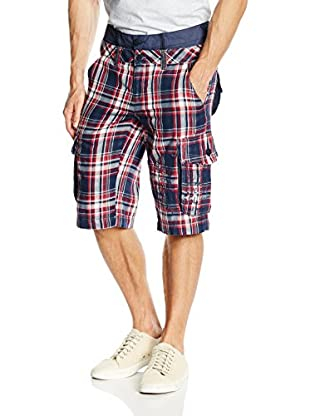 Desigual Bermudas Checked