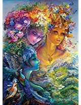 Three Grace Puzzle by Josephine Wall