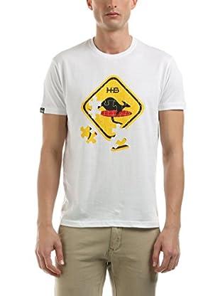 HOT BUTTERED Camiseta Manga Corta