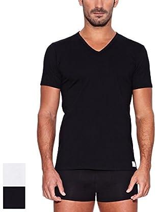 Rochas París Pack x 2 Camisetas Manga Corta