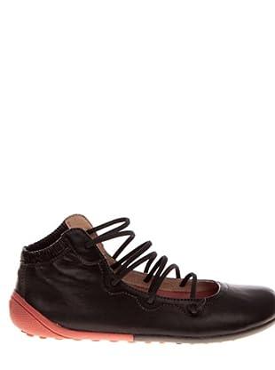 Camper Zapatos Peu Rambla Vulcanizado (negro)