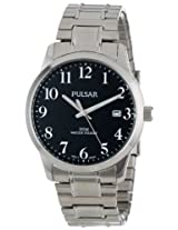 Pulsar Men's PS9017 Classic Expansion Watch
