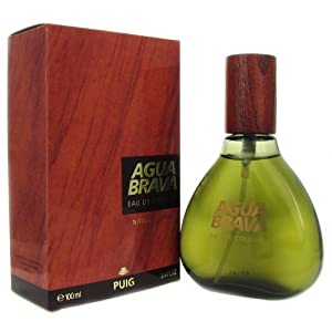 Agua Brava By Antonio Puig Cologne Spray 3.4 Oz