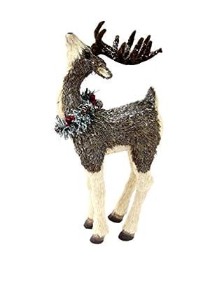Figura Decorativa Reno