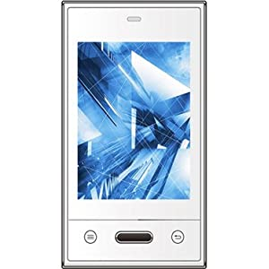 Intex PLASMA (WHITE) Mobile Phone