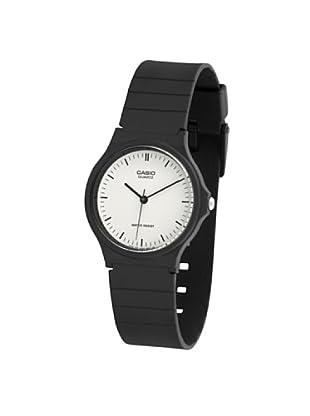 CASIO 19277 MQ-24-7EV - Reloj Caballero cuarzo de caucho dial