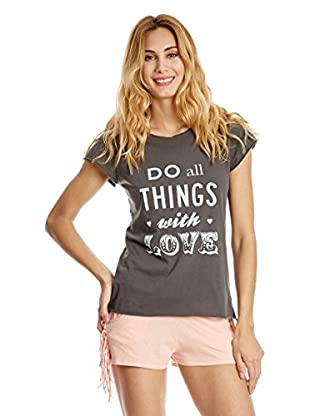 The Hip Tee T-Shirt With Love