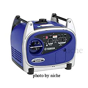 【クリックで詳細表示】ヤマハ 発電機 インバーター EF2000IS