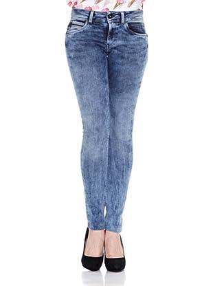 Pepe Jeans London Vaquero Brooke (Azul Denim)