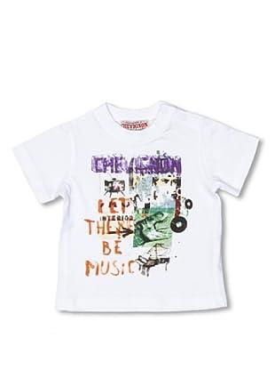 Chevignon Kids Camiseta Winston (Blanco)