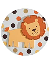 Carter's 3D Wall Art, Sunny Safari (Discontinued by Manufacturer)
