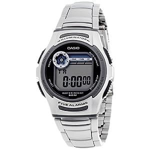 Casio Youth Blue Dial Men's Watch - W-213D-1AVDF (D069)