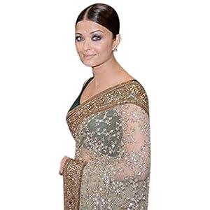Mirraw Aishwarya Rai Saree - Gold