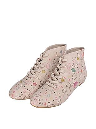 DOGO Zapatos de cordones I Feel The Rain