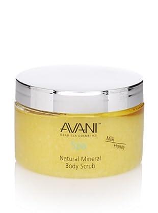 AVANI Body Scrub, Milk/Honey, 14.08 oz.