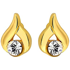 Mahi Gold Fantasy Earrings