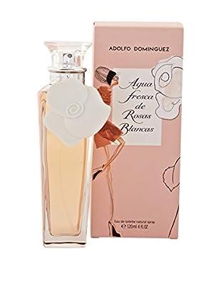 Adolfo Dominguez Eau de Toilette Damen Agua Fresca Rosas Blancas 120 ml, Preis/100 gr: 28.29 EUR