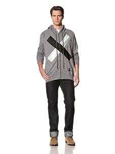 Vivienne Westwood Men's Cross Hoody (Grey)