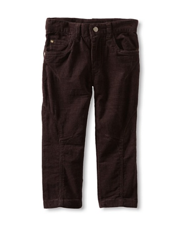 Fore!! Axel and Hudson Boy's Corduroy Work Pant (Brown)