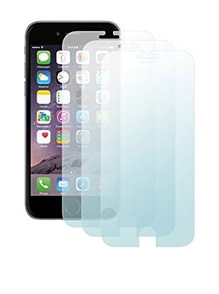 UNOTEC Schutzfolie 3er Set iPhone 6 / 6S