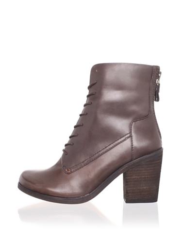 Modern Vintage Women's Carmine Ankle Boot (Chocolate)