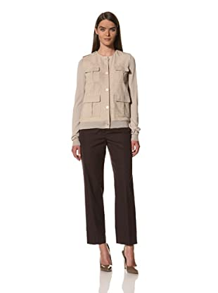 JIL SANDER Women's Cotton Cardigan