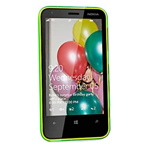 Nokia Lumia 620 (Lime Green)