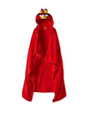 AME  Angry Bird with Bow Hooded Wrap (Big Kid)