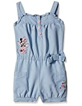 Disney Baby Girls' Overalls