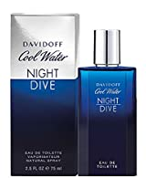 Davidoff Cool Water Night Dive Edt Perfume for Men 125 ml