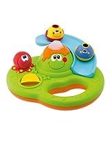 Chicco Bubble Island Bath Toy