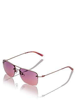 Calvin Klein Sonnenbrille CK2123S lila
