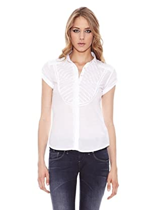 Salsa Camiseta Jaretas (Blanco)