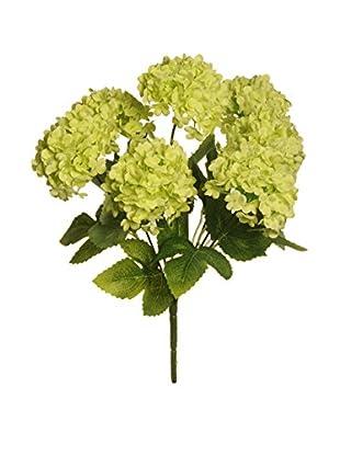 Kunstblumen 33 cm weiß