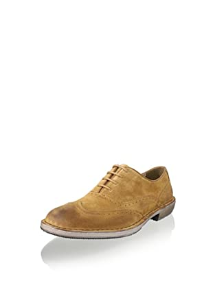 Andrew Marc Men's Dyker Wingtip (Dyker Brown)