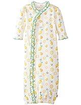 Magnificent Baby Baby-Girls Newborn Oranges and Lemons Gown, Oranges/Lemons, Newborn
